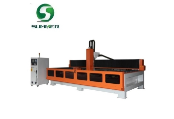 SM3015SC CNC Stone Processing Center with 18 auto tool changer