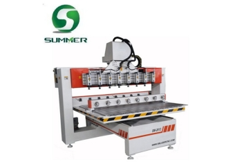 Hot sale 3d cylinder wood cnc carving router machine price