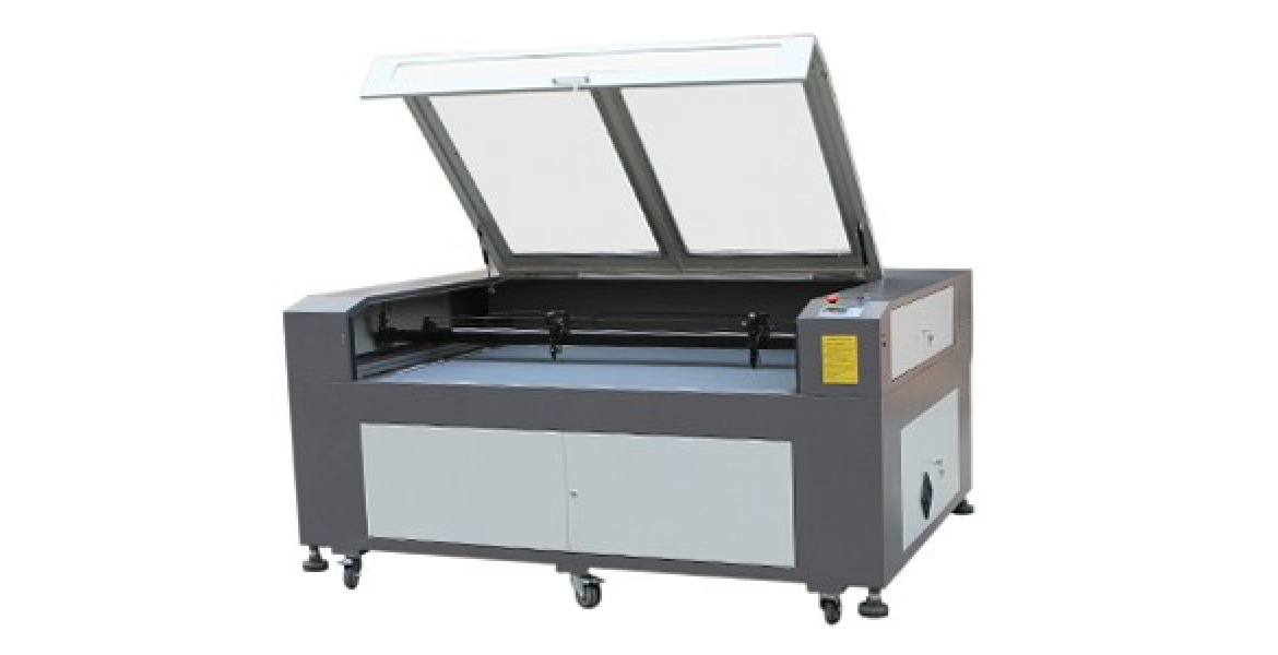SM1612 Double Heads Laser Cutting Machine